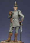 Metal Modeles - German Infantry Officer 1914