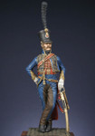 Metal Modeles - Captain 5th Regiment of Hussars 1810 - 1815