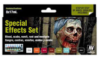 Vallejo - Special Effects Game Color Paint Set