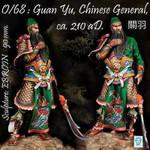 Alexandros Models - Guan Yu, Chinese General, Ca. 210 AD