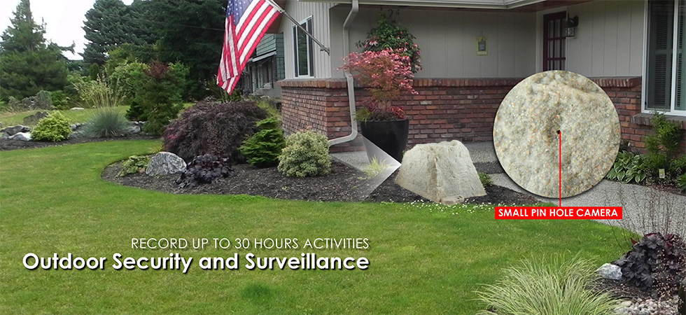 Hidden Cameras Surveillance Hdtv Antenna Spy Cams