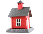 Outdoor Bird Feeder House Rechargeable Hidden Camera