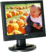 "19"" High Res. LCD Monitor"