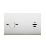 Carbon Monoxide Alarm Rechargeable Hidden Spy Camera