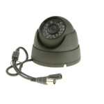 720p Megapixel IR Day and Night Vandalproof Aluminum Color Dome Camera (USED)