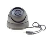 AHD 720p Megapixel 2.8-12mm Night Vision Analog HD 36 IR LEDs Weatherproof Aluminum Varifocal Color Dome Camera