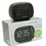 ALARM CLOCK RADIO USB CHARGER PORT HIDDEN CAMERA EASY SET UP