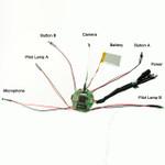 Nanny camera board/module 1080 HD - USB compatible