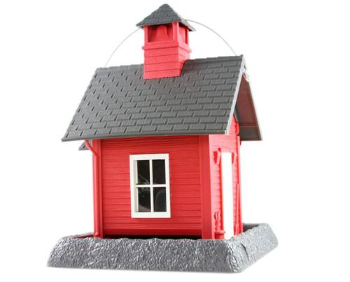 Outdoor Bird Feeder House Rechargeable Hidden Camera