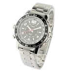 Waterproof Mini Spy Video Camcorder Watch with 4GB Memory