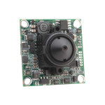 "1/3"" CCD 450 TVL Micro Day Night Board Camera"