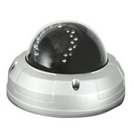 "1/3"" Sony CCD 520 TVL Vandal Proof Night Vision Vari-Focal and Infrared Camera"