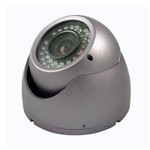 "1/3"" Sony CCD 550 TVL Weatherproof Outdoor Infrared Vari-Focal Dome Surveillance Camera"