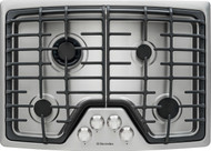 "Electrolux 30"" Stainless Steel Gas Cooktop EW30GC55PS"