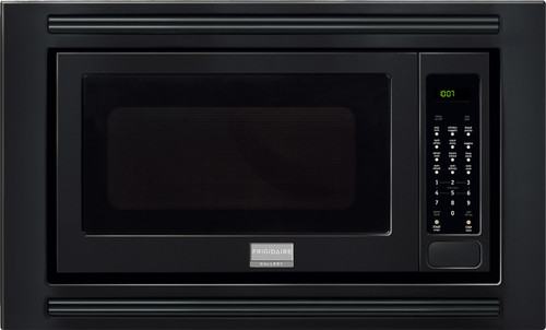 """Frigidaire Gallery SmudgeProof Stainless Built in Microwave with 27"""" Trimkit FGMO205KB_MWTK27KB"""