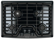 "Electrolux 30"" Wave-Touch Min-2-Max Burner Gas Stovetop Cooktop EW30GC55GB"