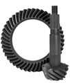 YG D44-411 - High performance Yukon Ring & Pinion replacement gear set for Dana 44 in a 4.11 ratio
