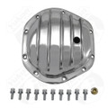YP C2-D44-STD - Polished Aluminum replacement Cover for Dana 44
