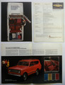 What you can't get from Germany, Japan, France, England, Italy, Sweden or Detroit! - 1972 International Scout