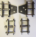 """CPT - Crawler Proven Technology Scout II 5"""" Shackle Kit"""