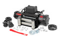 Rough Country 9500 lb Electric Winch (Steel cable)