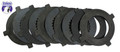 Yukon Replacement clutch set for Dana 44 Powr Lok, smooth version
