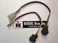 Neutral Safety Switch wiring harness for Scout II, late model Pickup and Travelall.