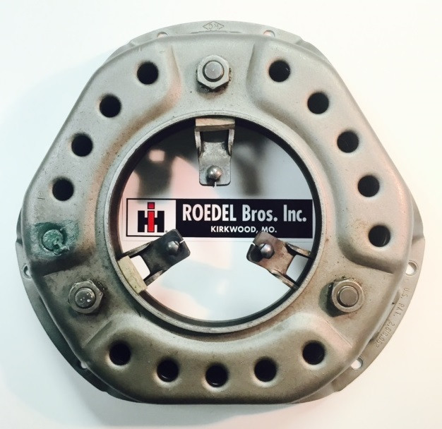 Clutch and Pressure Plate Assembly (11