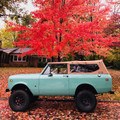 1979 International Harvester Scout II restomod