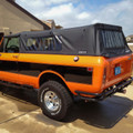Softopper for 1976-80 Scout Traveler and Terra w/light tinted windows