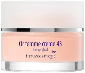 Or Femme Creme 43 anti-aging, botanical DHEA precursor cream