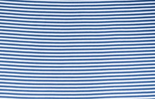 Grey white stripe Ribbing LS