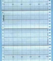 B9565AW Yokogawa Chart