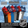 Canadian 2015 Zamboni Limited Edition Pez set of 7 NHL Hockey Mint on cards