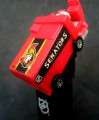 New Ottawa Senators NHL Hockey ZAMBONI pez Mint on Card NON U.S. release