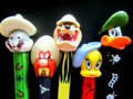 Back In Action 2004 Looney Tune set NON U.S. release ~Printed stems, mint, loose