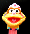 Sesame Street ZOE Pez dispenser-loose
