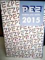 2015 Pez International Salesman Catalogue