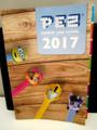 2017 Pez International European Salesman Catalogue - 43 Glossy Pages