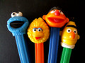 Sesame Street Retired Pez set, loose