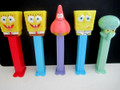 Sponge Bob Squarepants Retired European Pez