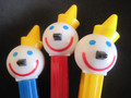 Jack in the Box Pez set, loose