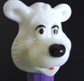 ICEE Bear, purple stem, Non U.S. release, mint, loose