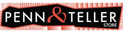 Penn & Teller Online Store