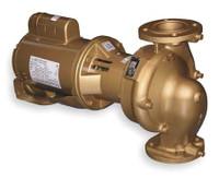 172736LF Bell Gossett Series 60 Pump B606T 1/2 HP Motor