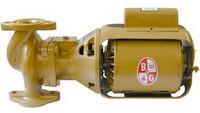 102213LF Bell & Gossett HV BNFI Pump Bronze Body