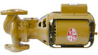 102208LF Bell & Gossett PR AB Bronze Pump 1/6 HP Motor