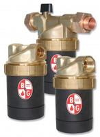 "6050B5003 Bell & Gossett Ecocirc e3-4V/BUPRZ 1/2"" Union W/Plug And Adjustable Thermostat"