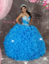 Quinceanera Dress #10162JES