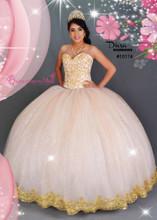 Tulle Skirt Princess Quinceanera Dress #10174JES